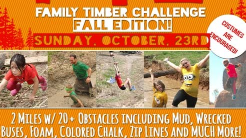 family timber challenge ocr