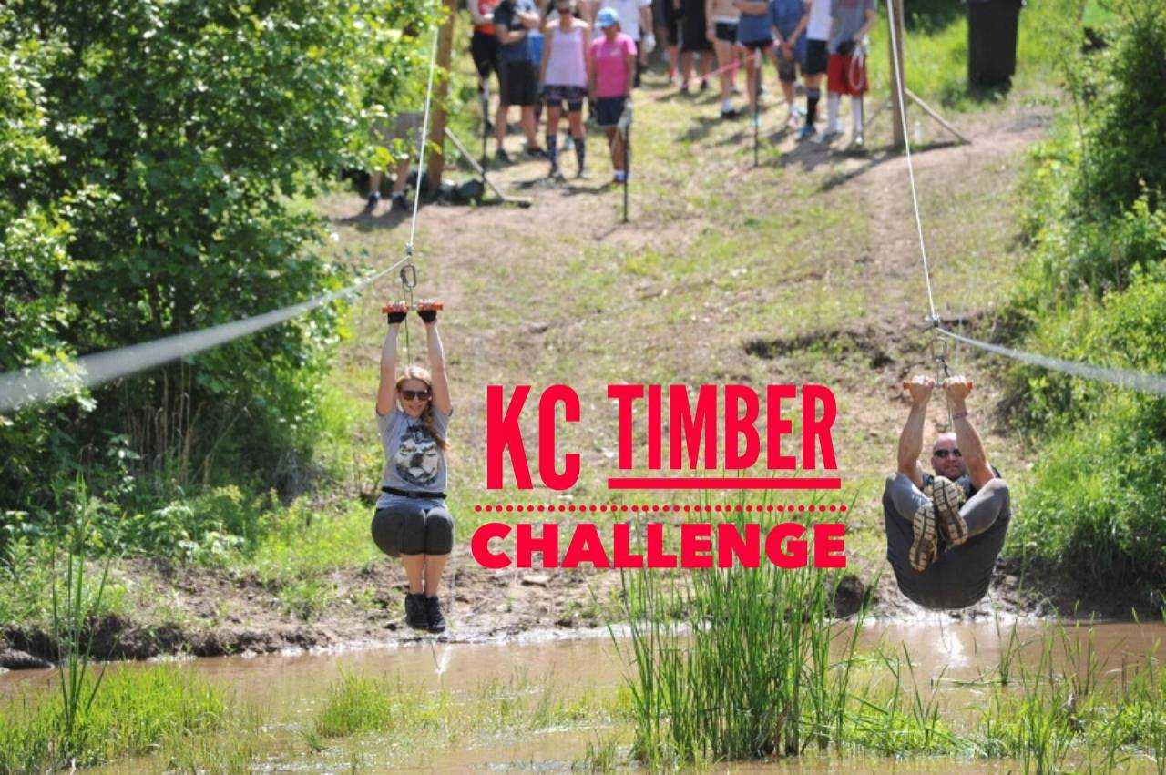 KC Timber Challenge 5k - May 6th